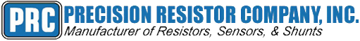Precision Resistor Company - Products - Current Sensing/Shunts - MS-40 Shunt